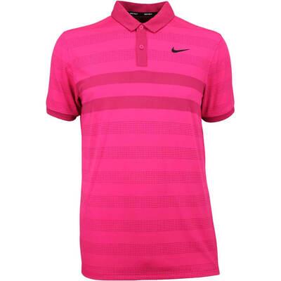 Nike Golf Shirt Zonal Cooling Polo Rush Pink AW18