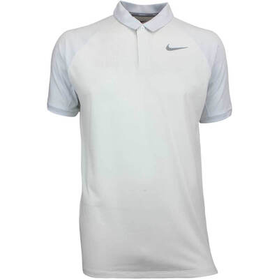 Nike Golf Shirt NK Dry Raglan White AW18