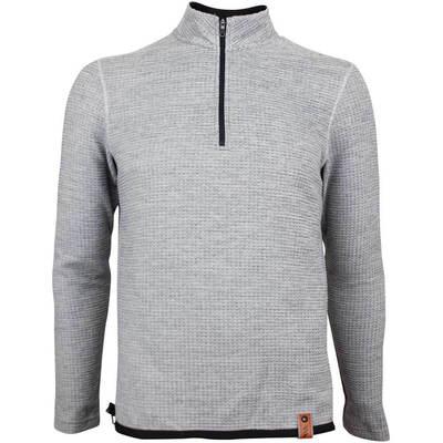 Adidas Golf Pullover Adicross Fleece Grey Heather AW18