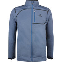 Image of Adidas Golf Jacket - Climastorm Soft Shell - Tech Ink AW18