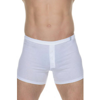 Bruno Banani Cotton Line Button Front Fly Short