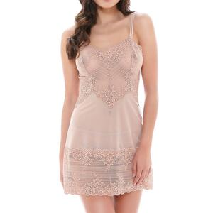 Wacoal Embrace Lace Chemise - Mahogany Rose Preview