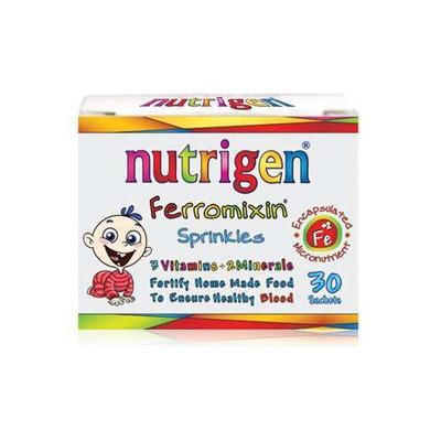 Nutrigen Childrens Ferromixin Sprinkles 30 Sachets