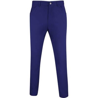adidas Golf Trousers Adicross Beyond 18 Five Pocket Navy AW19