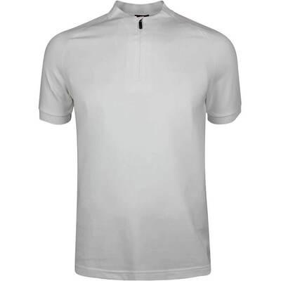 BOSS Golf Pullover Pariq Training White SP19