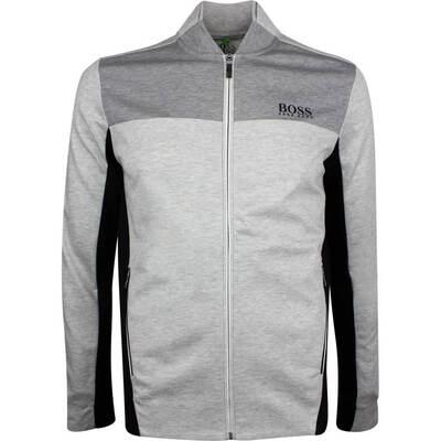 Hugo Boss Golf Jacket SL Tech Light Grey Melange SP19