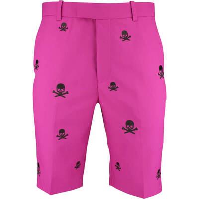 GFORE Golf Shorts Killer Ts Tech Chino Rose Violet SS19