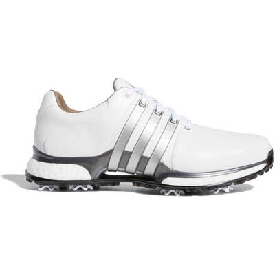 adidas Golf Shoes Tour360 XT Boost White Silver AW19