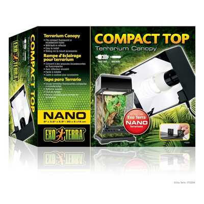 Exo-Terra Compact Light Canopy