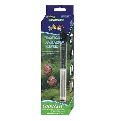 Fish 'R' Fun Tropical Aquarium Heaters
