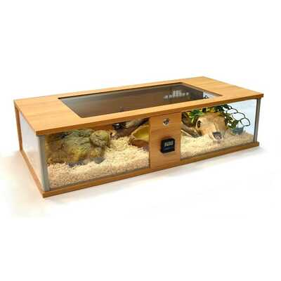 VivExotic Repti-View Oak Vivarium