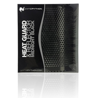 White Python Heat Guard & Reflector