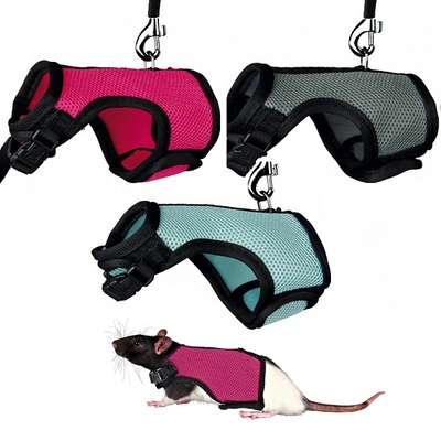 Trixie Small Animal Mesh Harness & Lead Set