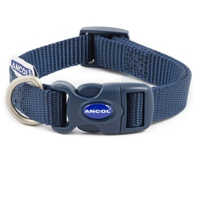 Ancol Nylon Adjustable Dog Collar