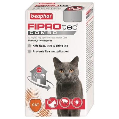 FIPROtec Combo Spot-On Cat
