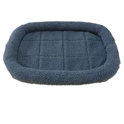 HugglePets Sheepskin Washable Pet Bed