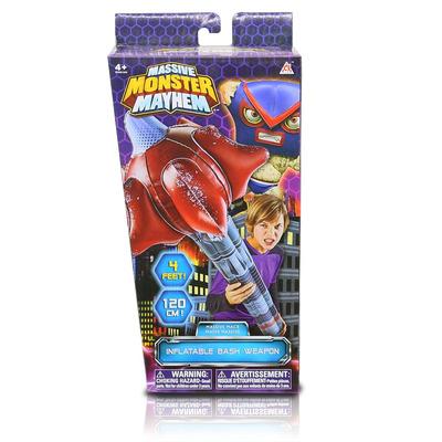 Massive Monster Mayhem   Inflatable Bash Weapons   1.2 M   Massive Mace