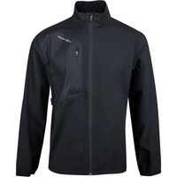 Galvin Green Waterproof Golf Jacket - Andres Paclite - Black AW19