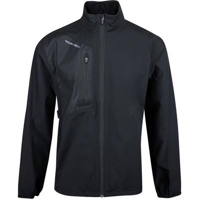 Galvin Green Waterproof Golf Jacket Andres Paclite Black AW19