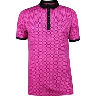 Galvin Green Golf Shirt Monte Magenta SS19