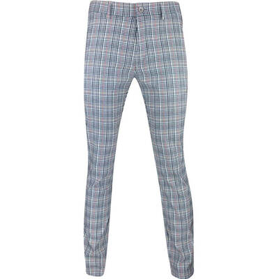 Galvin Green Golf Trousers Ned Ventil8 Plus Grey Check AW19