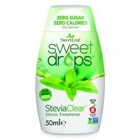 SweetLeaf Sweet Drops Stevia Clear 50ml