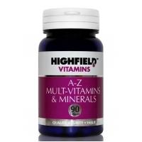 A-Z Multi-Vitamins & Minerals 90's