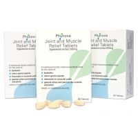 Joint and Muscle Relief Tablets 180's (3 x 60's)