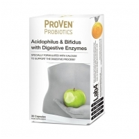 Acidophilus + Bifidus with Digestive Enzymes 30's