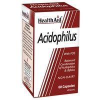 Acidophilus with FOS (Vegan) 60's