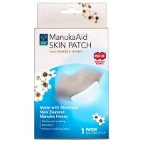 ManukaAid Skin Patch with Manuka Honey 1 patch