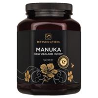 Manuka Honey 12+ MGS (400+ MGO) 1kg
