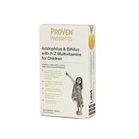 Acidophilus & Bifidus with A - Z Multivitamins For Children 30's