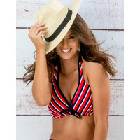 Pour Moi? Hamptons Hidden Triangle Underwired Top
