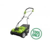 Greenworks 40V Cordless Scarifier/Dethatcher G40DT35 (Tool Only)