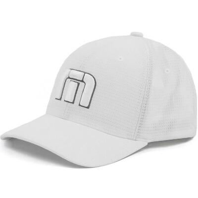 TravisMathew Golf Cap Bahamas Icon White SS19