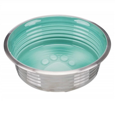 Trixie Stainless Steel Dog Bowl
