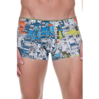 Andrew Christian Shock Jock Brief - Royal