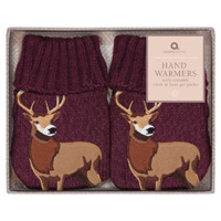 Aroma-Home-Burgundy-Highland-Stag-Hand-Warmers
