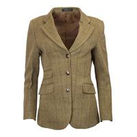 Walker & Hawkes Womens Mayland Light Sage Tweed Blazer / Jacket - 8
