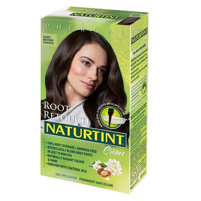 Naturtint Root Retouch Dark Brown Shades 45ml