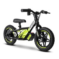 Amped A10 Black 100w Electric Kids Balance Bike