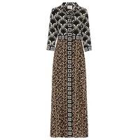 Bettina Long Shirt Dress - Leopard
