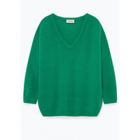 Vikiville Long Sleeve Jumper - Mint Syrup