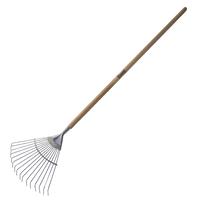 Wilkinson Sword 1111120W Lawn Rake (Carbon-Steel Head)