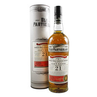Glen Keith 1996 21 Year Old - Old Particular Cask #12575
