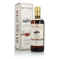 Ben Nevis 2008 10 Year Old Batch 1 - 62.4%