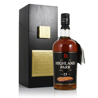Highland Park 25 Year Old (Square Box) 50.7% - 750ml