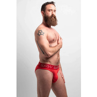 Sukrew Rugby Cotton Brief