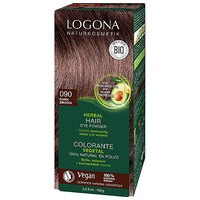 LOGONA-Herbal-Hair-Colour-Powder-090-Dark-Brown-100g